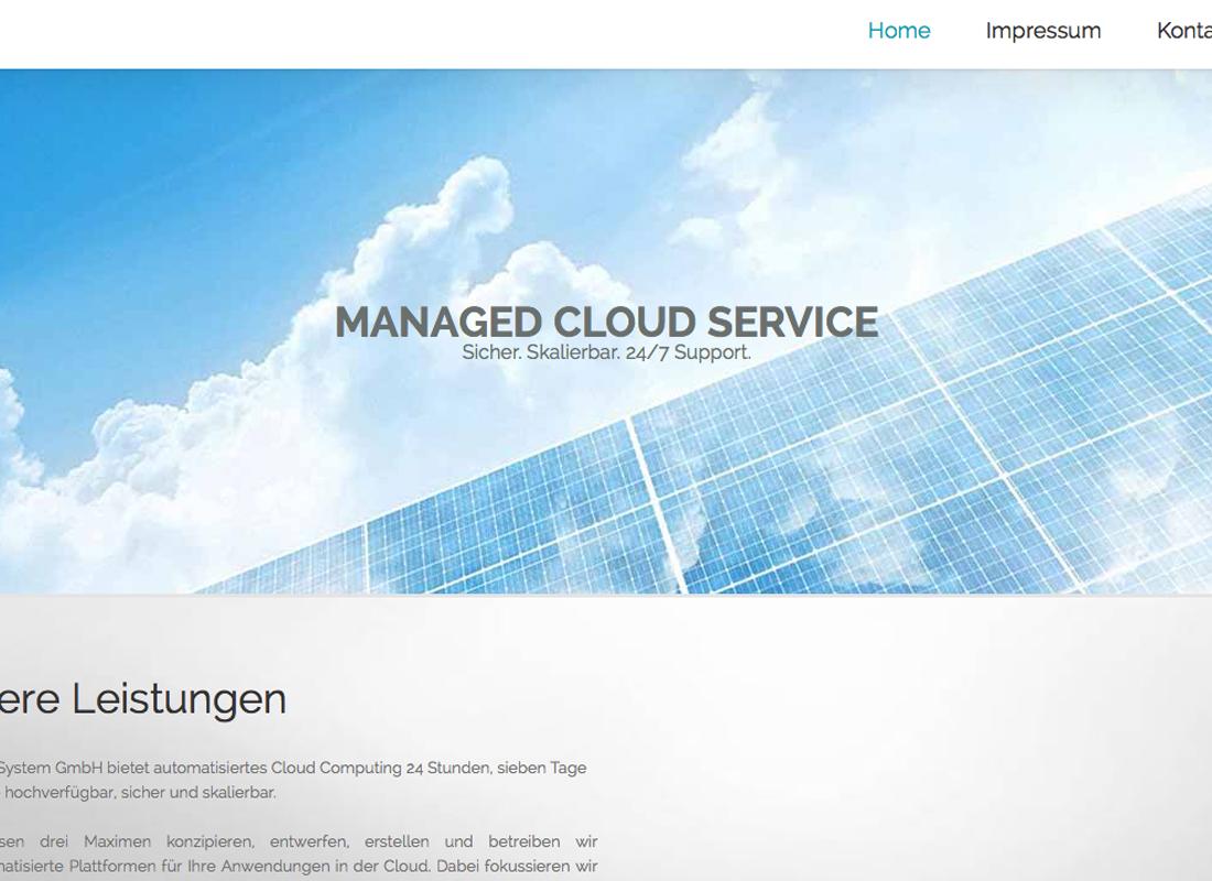 Webseite Autonubil